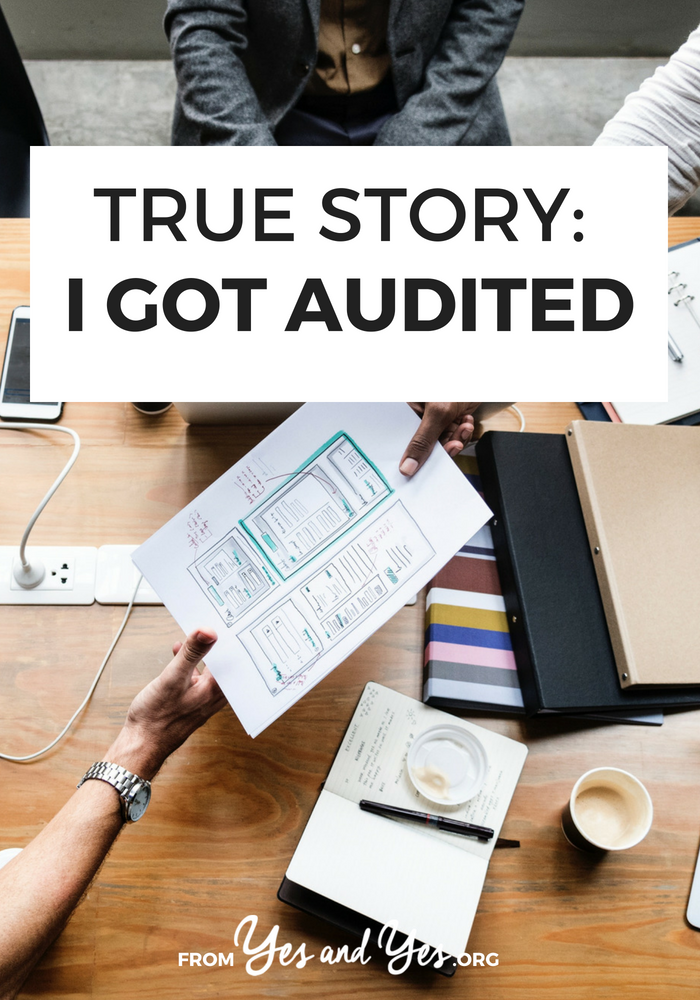 What if you got audited? How long do you have to turn in your paperwork? Does an audit affect your credit score? Click through for one woman's story and tips on how to deal if you get audited.