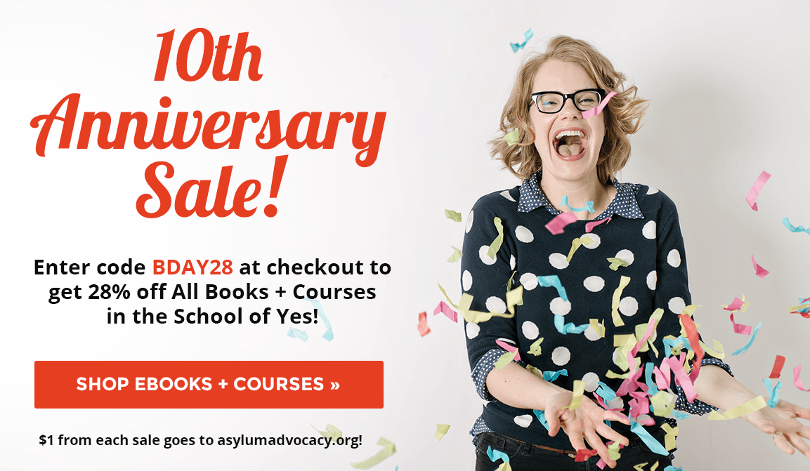 10th Anniversary Sale!