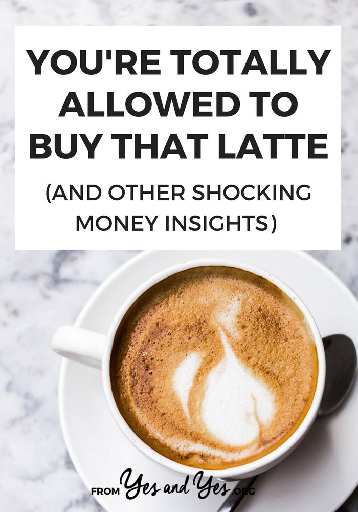 Is that latte personal finance advice air tight? If you're looking for budgeting tips or money advice, click through for some you've never heard before (but totally works!)